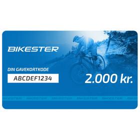 Bikester Gavekort 2000 kr.